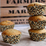 brown butter chocolate chip muffins