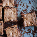 buckwheat flour brownies