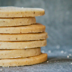 whole vanilla bean shortbread
