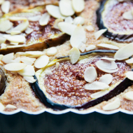 "fig and almond torte from ""yummy supper"" {gluten free}"