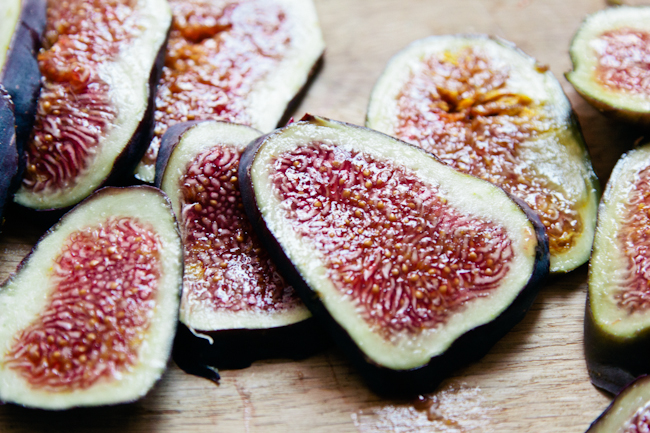 fresh figs | london bakes